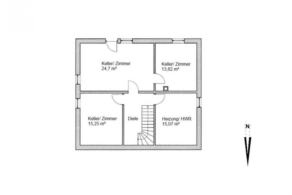 Keller/ Untergeschoss