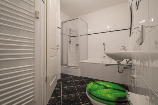 Wannen-Dusch-Bad
