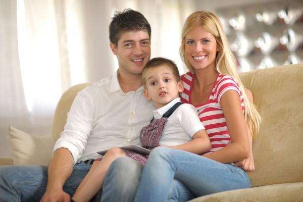 ideal für Familien
