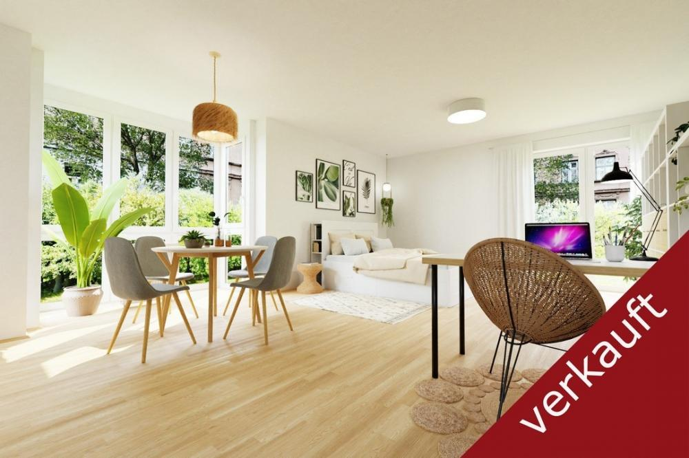 1-Zimmer-Eigentumswohnng