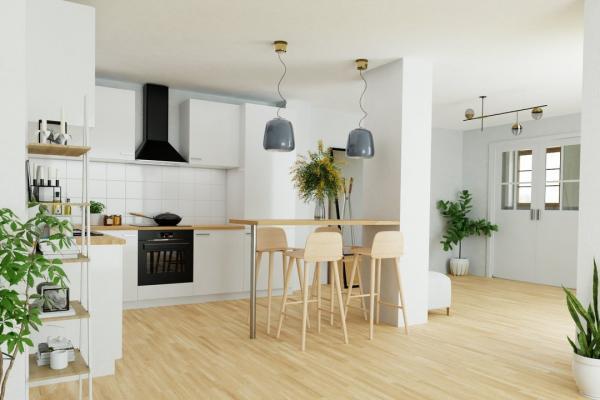 Küchenbereich - Beispiel
