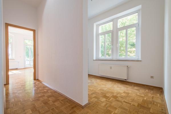 Diele - Küche - Wohnzimmer
