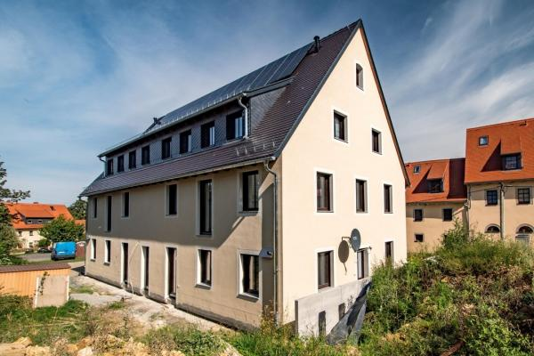 Hausansicht/ Neubau